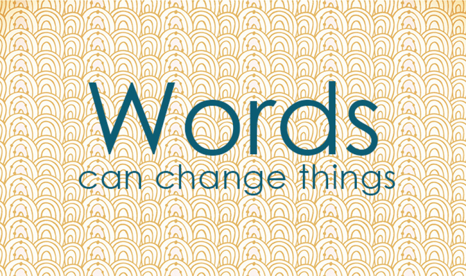 FFI Bible Study | Words Can Change Things