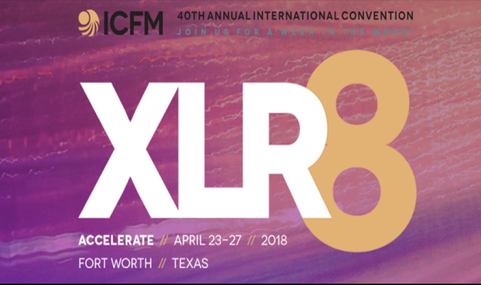 ICFM International Convention 2018