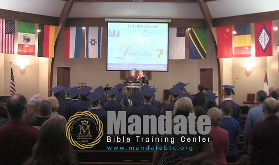 Mandate Bible Training Center Classes